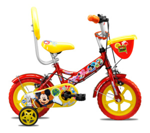 colorful kids cycle