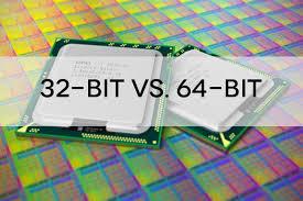 32 bit and 64 bit ऑपरेटिंग सिस्टम में क्या अंतर है?